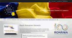 Preview of dutchromaniannetwork.nl